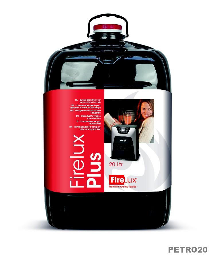 Firelux Plus 20 liter jerrycan