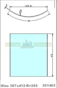 Super Glas Barbas ECO 500 - 510 - C.'t Lam Houtkachels en onderdelen HZ-45